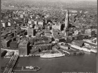 Vintage: Aerial Boston (1920s)