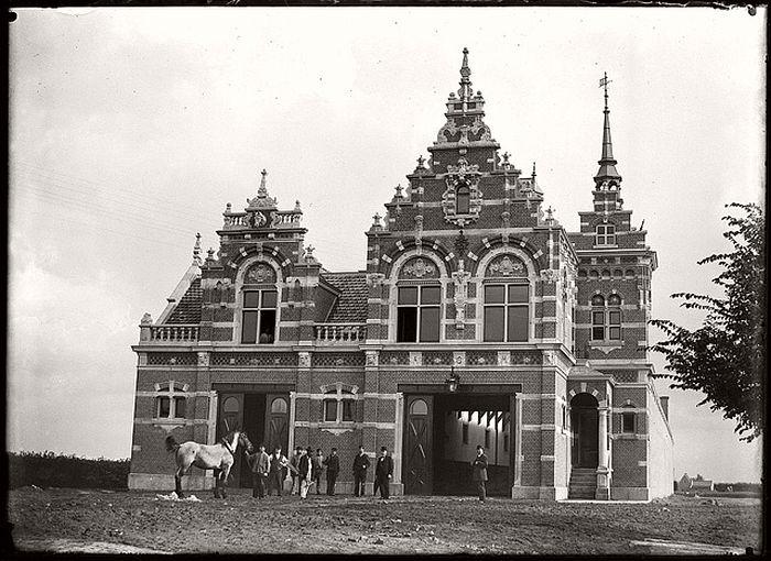 Koninginneweg, September 1893
