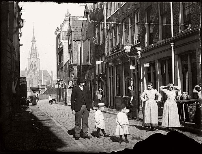 Grote Houtstraat, 21 September 1894