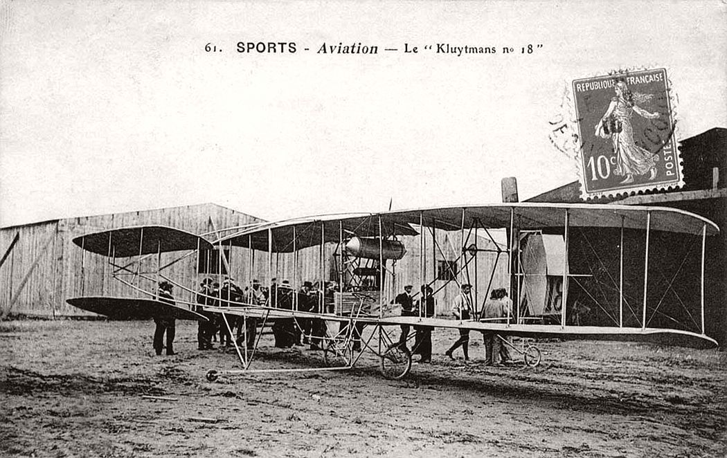 Kluytmants No. 18, ca. 1909