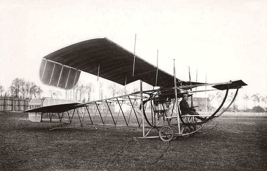 Sylphe 1911