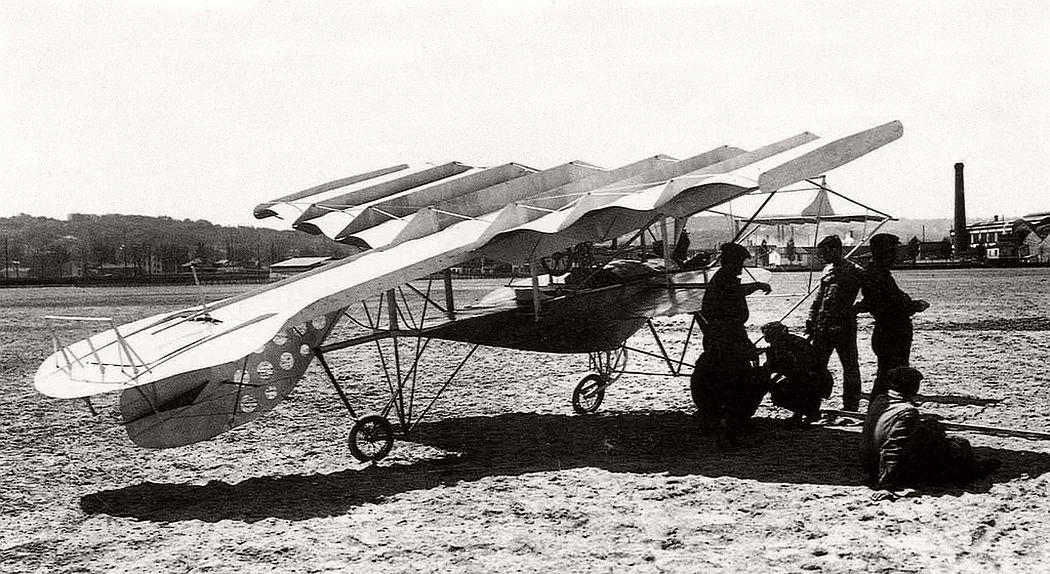 Moisant 1909