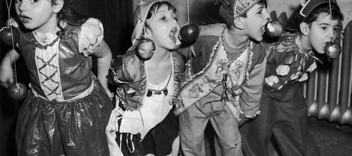 Vintage: Halloween in the 1930s-1960s