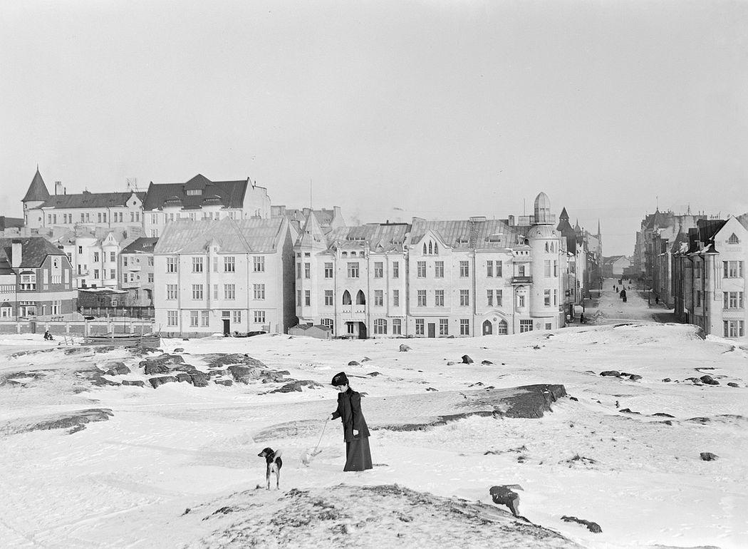 Ullanlinna, Helsinki