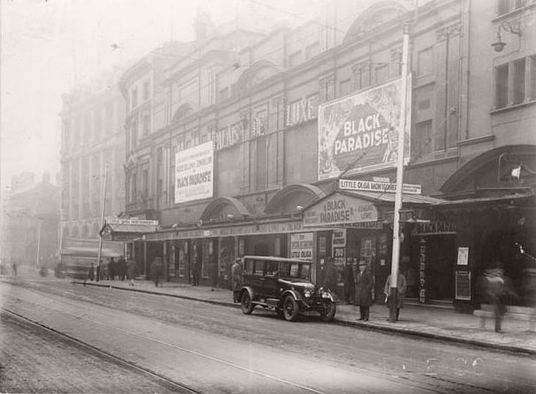 Palais De Lux Cinema, Lime Street, 30th May 1926