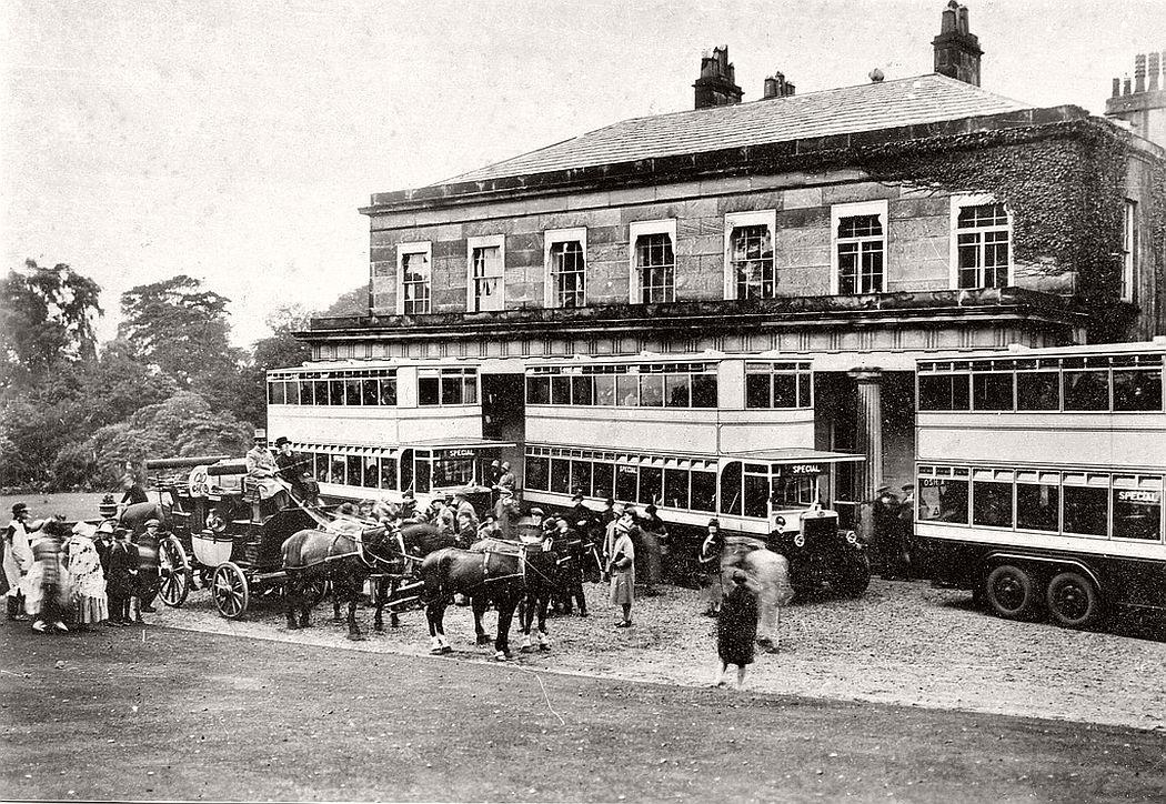 Allerton, Liverpool, September 1927