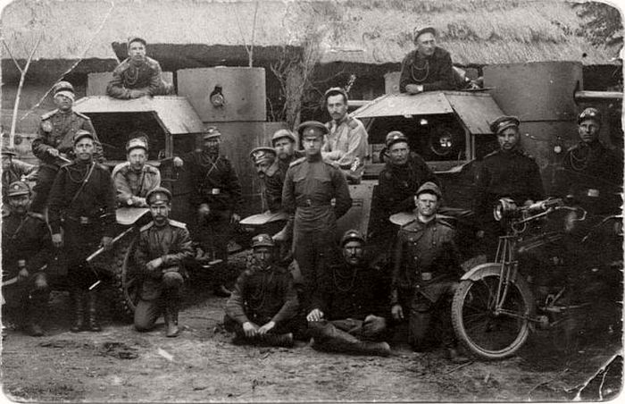 Vintage: Russian Motorcycles (1900s and 1910s)