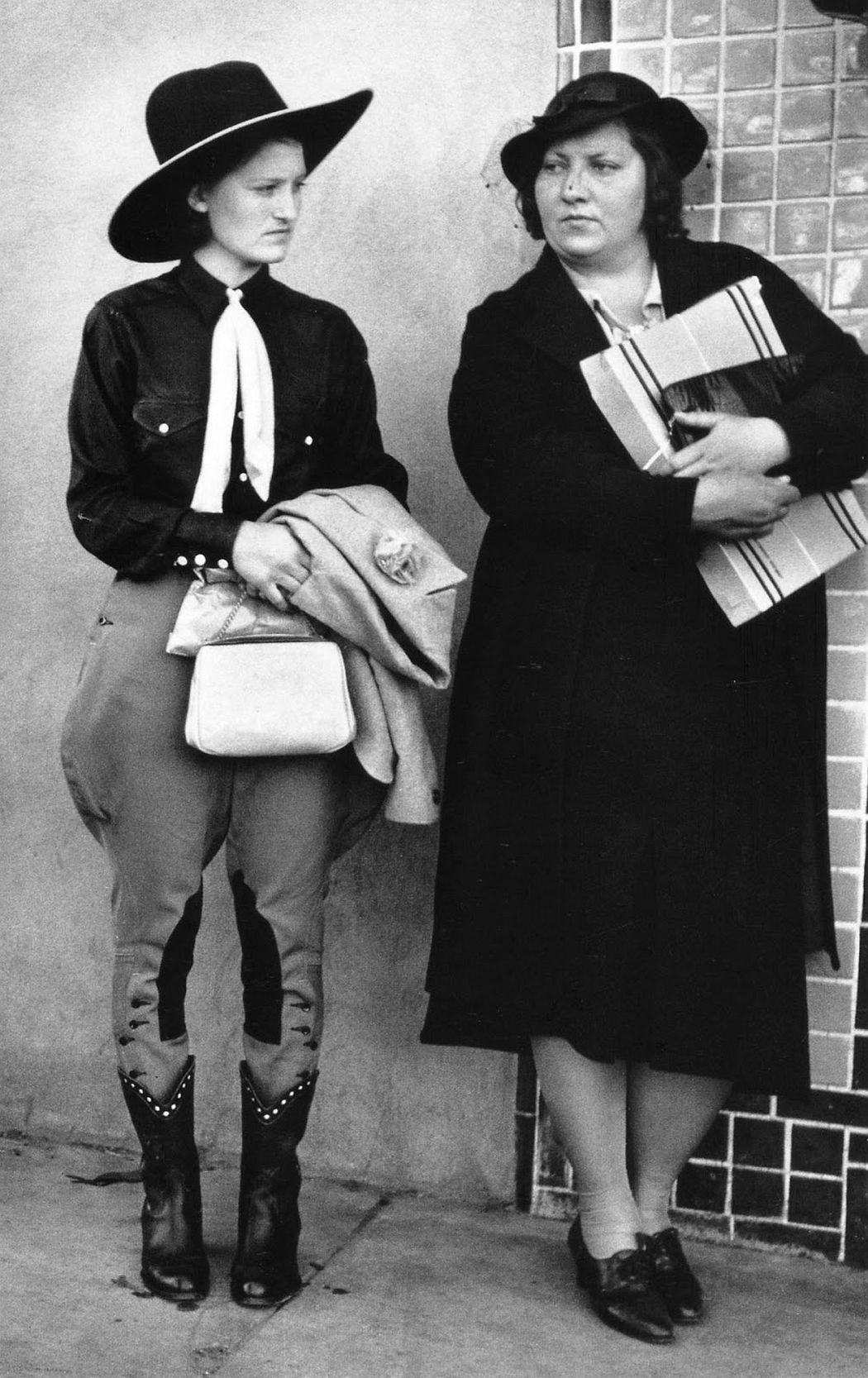 Texas Women, Texas, 1937