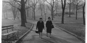 Diane Arbus: In the Park