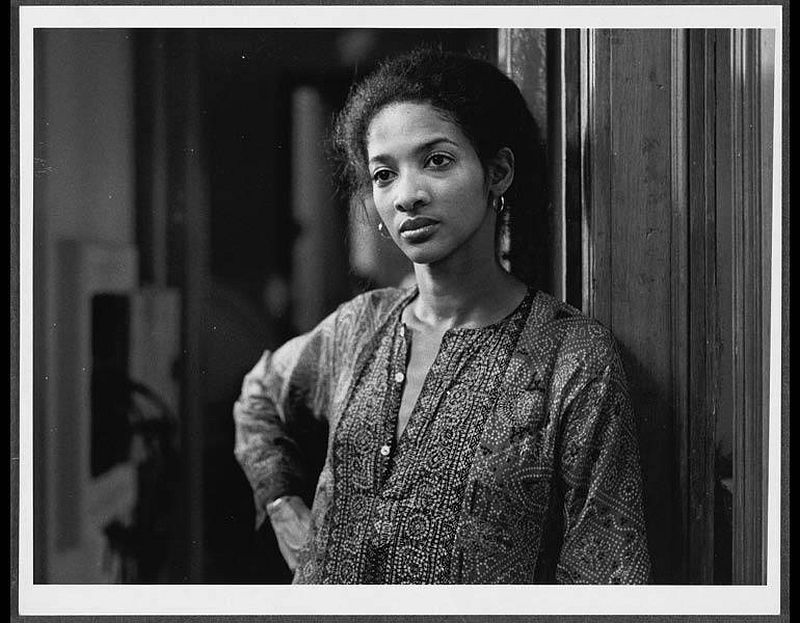 Seret Scott as Sara in the film Losing Ground, 1982. Louis Draper (American, 1935–2002). Gelatin silver print; 20.3 x 25.4 cm. The Cleveland Museum of Art, Mr. and Mrs. Richard W. Whitehill Art Purchase Endowment Fund, 2016.271. © Louis H. Draper Preservation Trust.