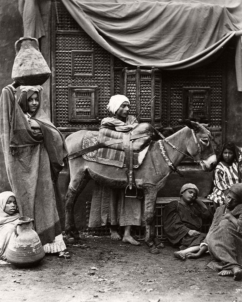 Cairo, 1881
