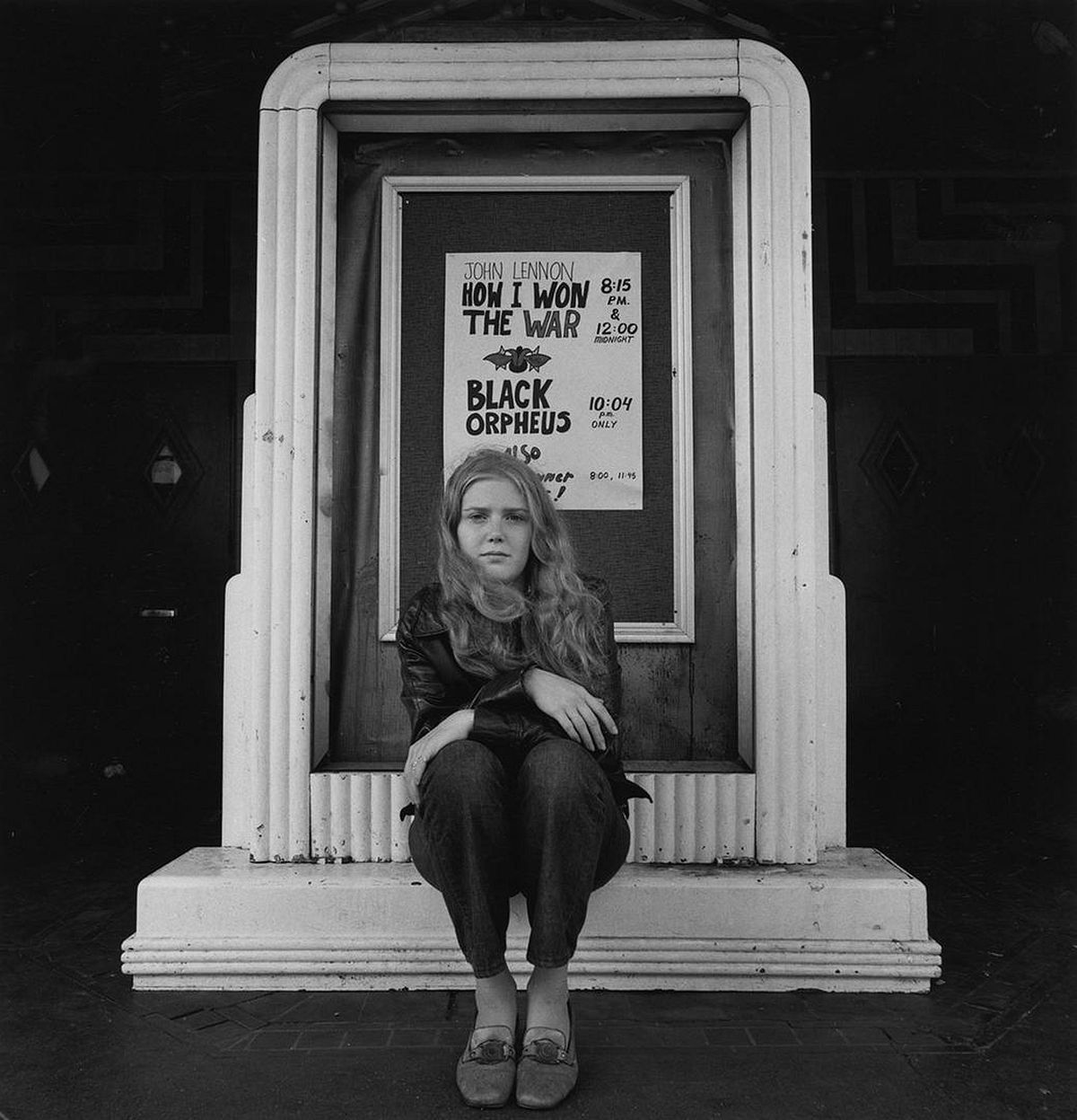 Linda, Haight Ashbury 1968