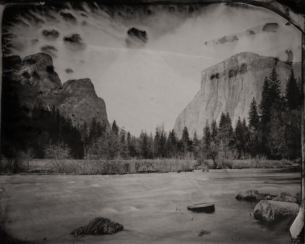 © Eric Overton: Wild America | Process & Preservation