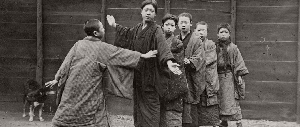 Vintage: Japan in the late XIX Century (Meiji period, 1870s-1880s)