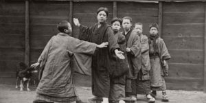 Vintage: Japan in the late XIX Century (Meiji period, 1870s-1880s)