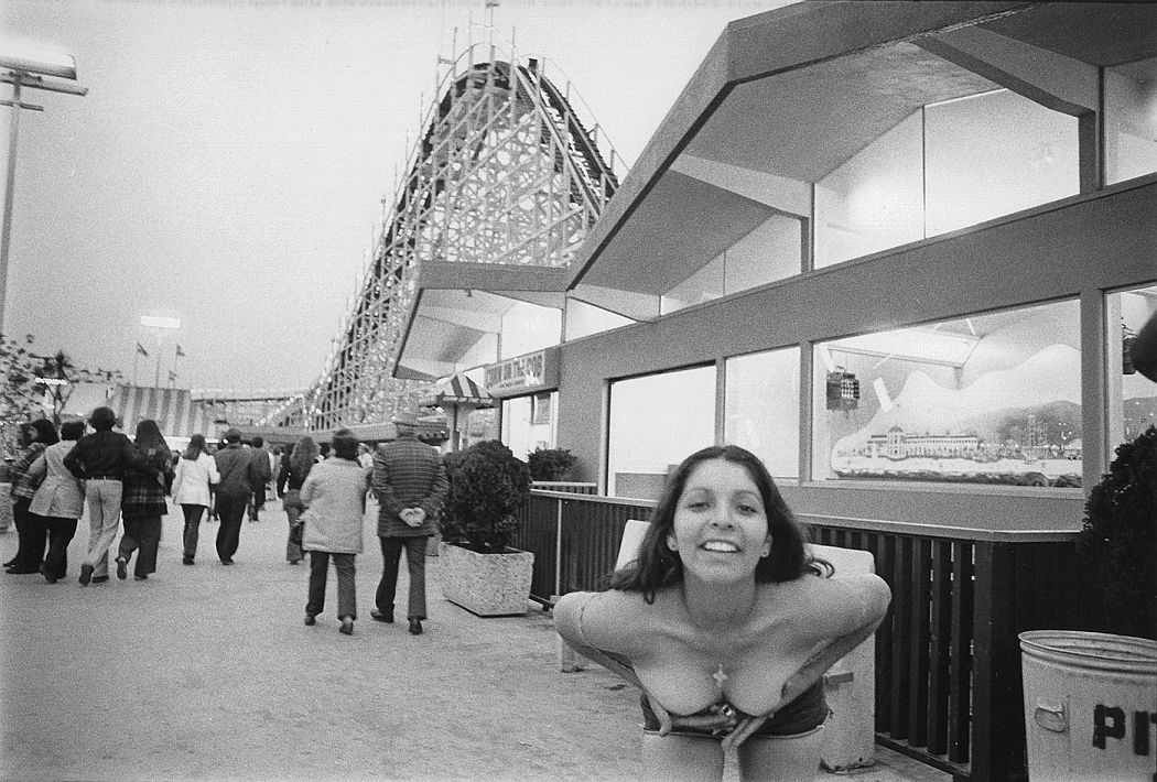Mike Mandel, The Boardwalk Series, 1974
