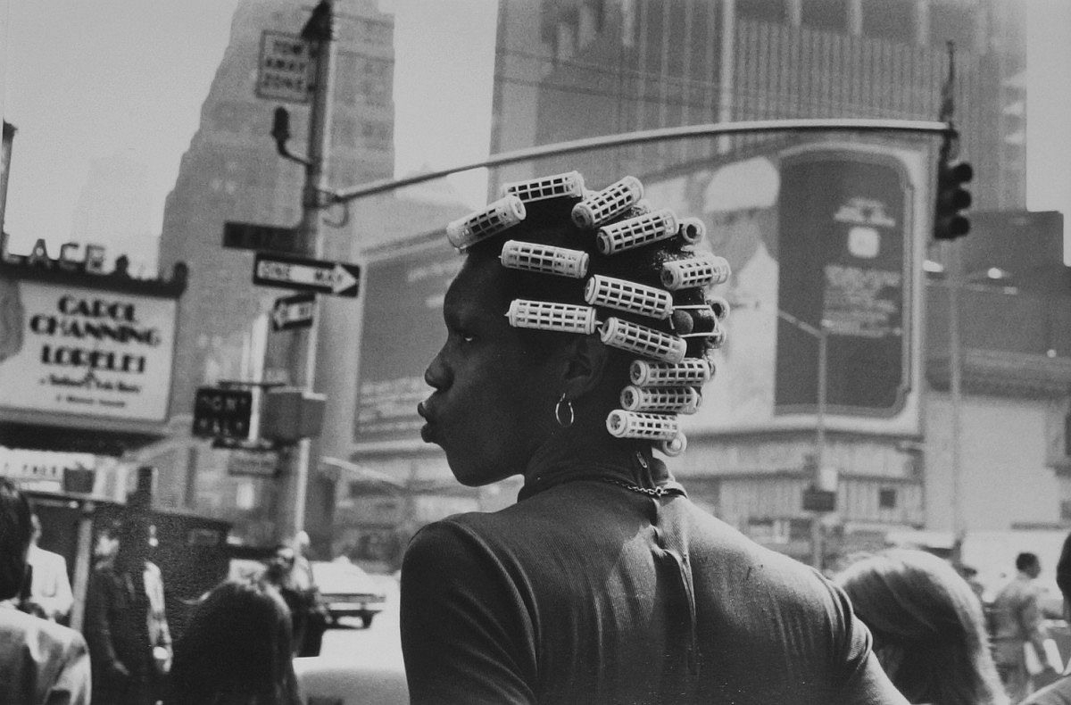 Times Square, New York 1974, © Neil Libbert