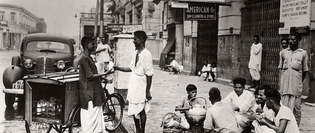 Vintage: Calcutta – Capital of India's West Bengal State by Claude Waddell (1945)