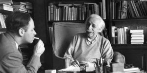 Vintage: Daily Life of Albert Einstein (1940s and 1950s)