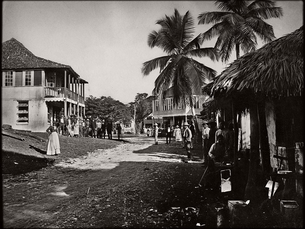 Santa Cruz, Jamaica, 1891