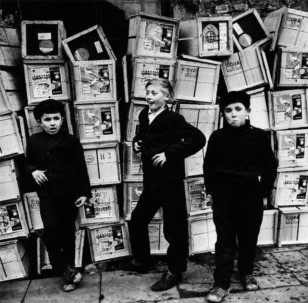 Vintage: People of Lithuania by Antanas Sutkus (1960s and 1970s)