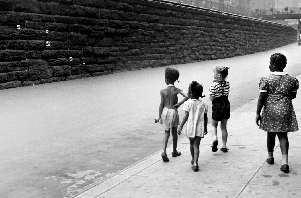 NYC, circa 1945