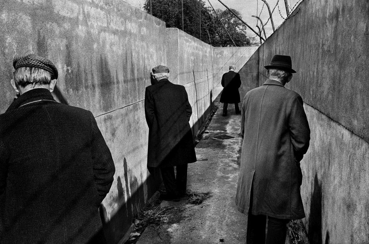 Ireland, 1976.