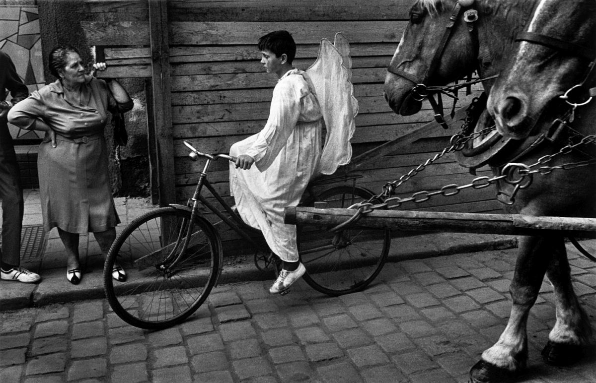 Moravia, Olomouc, 1968, Carnaval.