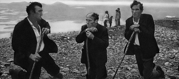 Josef Koudelka: Invasion, Exiles, Wall