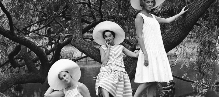 Vintage: B&W Fashion Photography by Paul Huf (1960s and 1970s)