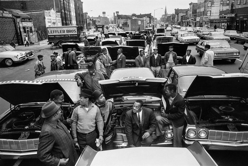 Brooklyn CORE Car Stall-In, 1964