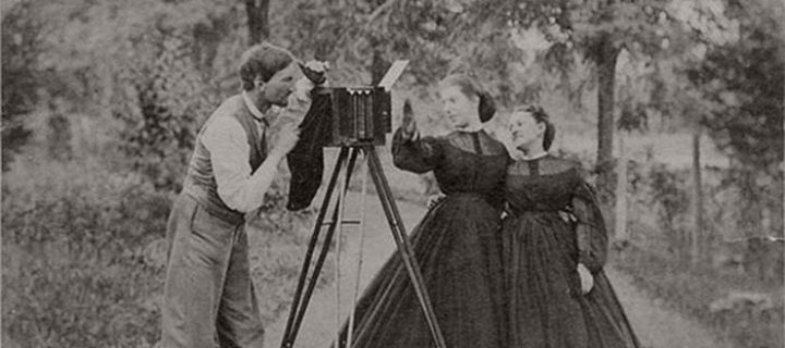 the evolution of 19th century photography 19th century photography and history  though the civil war is the most written -about episode in american history, politicians continue to debate its legacy.