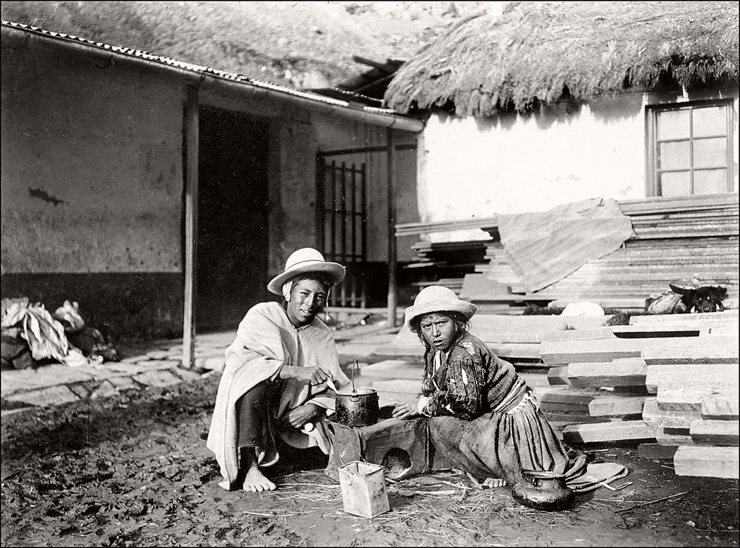 Vintage: Bolivia in the 1930s