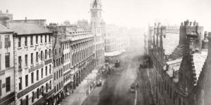 Vintage: B&W Photos of Scotland from between the 1840s and 1880s