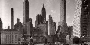 Vintage: New York City in the 1930s
