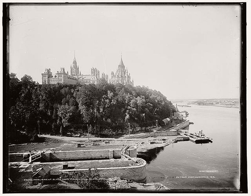 Parliament Hill, ca. 1890s