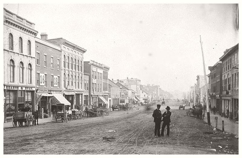 Rideau St., 1876