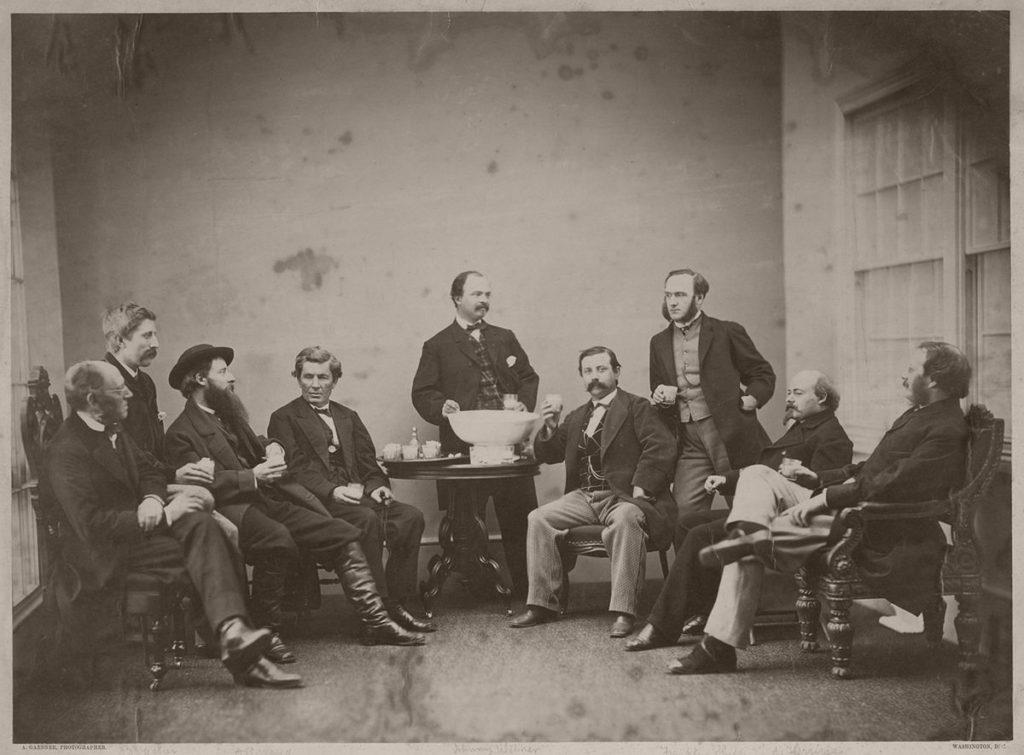Biography Civil War Photographer Alexander Gardner
