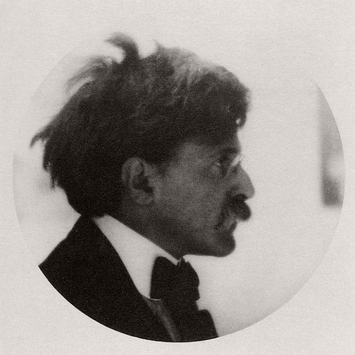 Alfred Stieglitz, 1908.