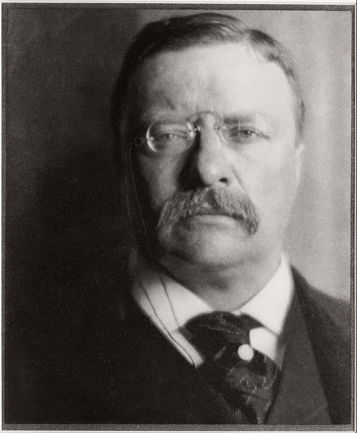 Theodore Roosevelt, 1907.