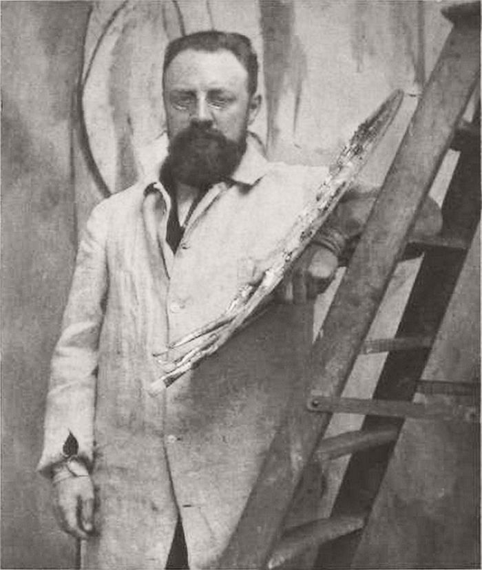 Henri Matisse, Paris, May 13th, 1913.