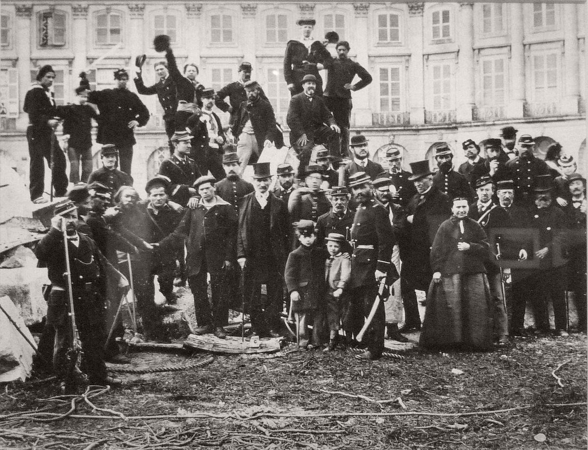 Vendôme, 16 May, 1871.