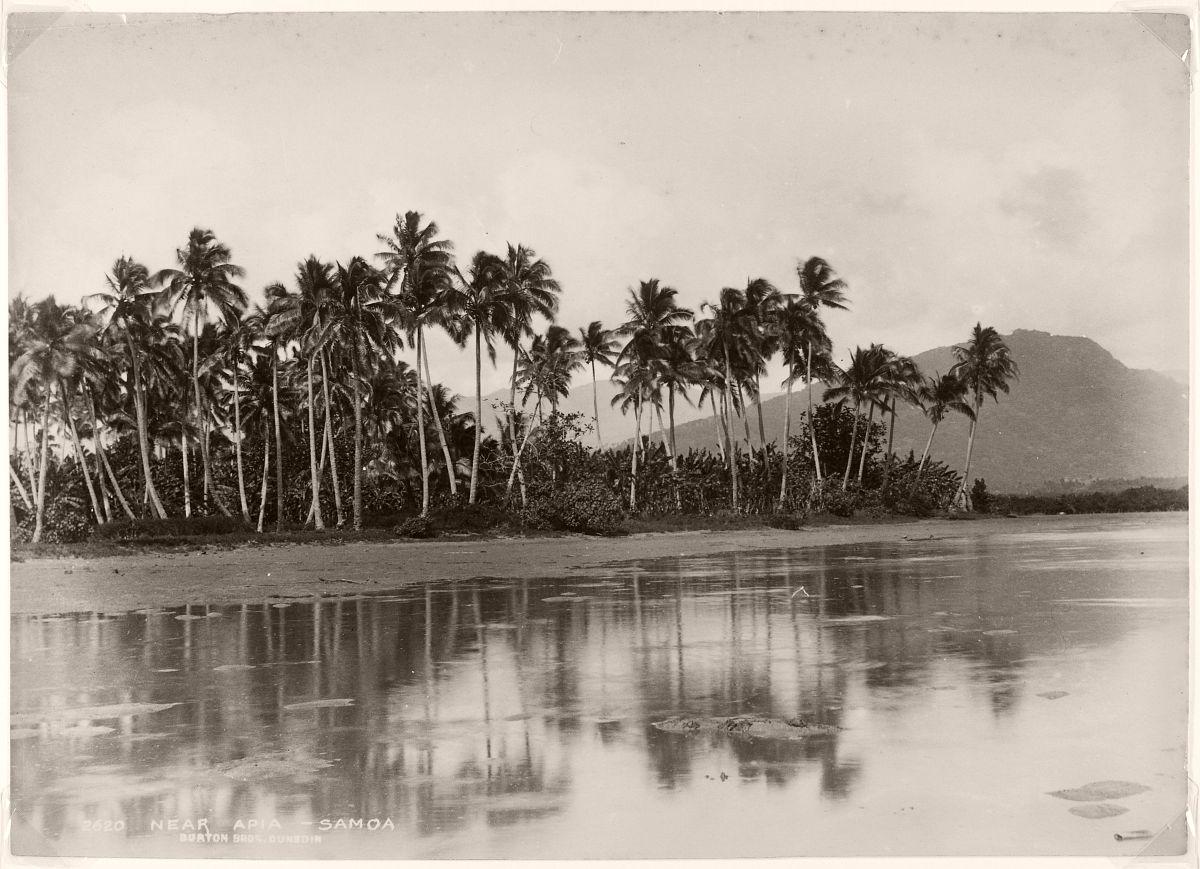 Near Apia, Samoa