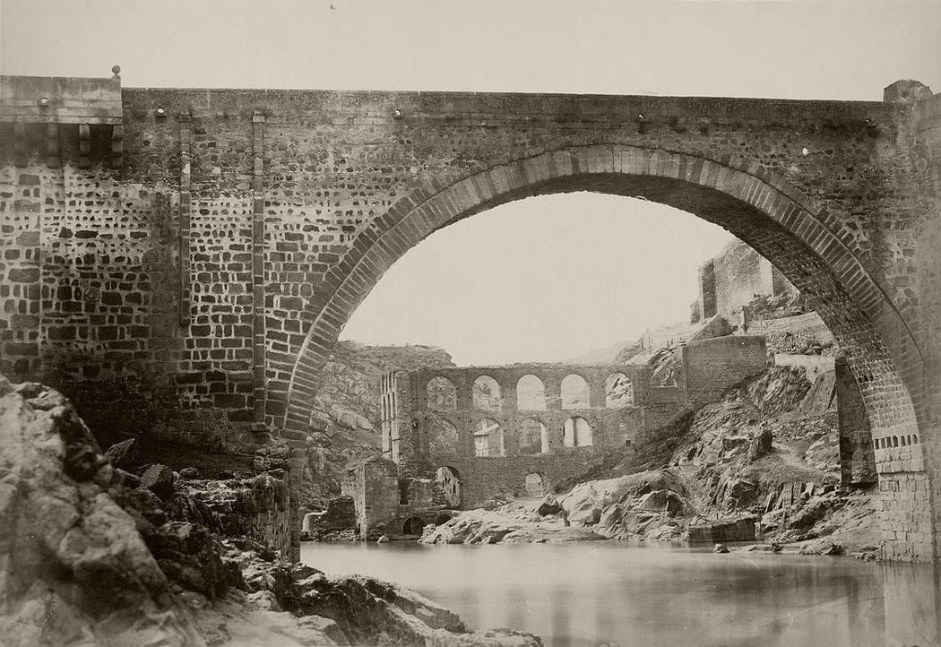 Juanelo waterworks, 1857
