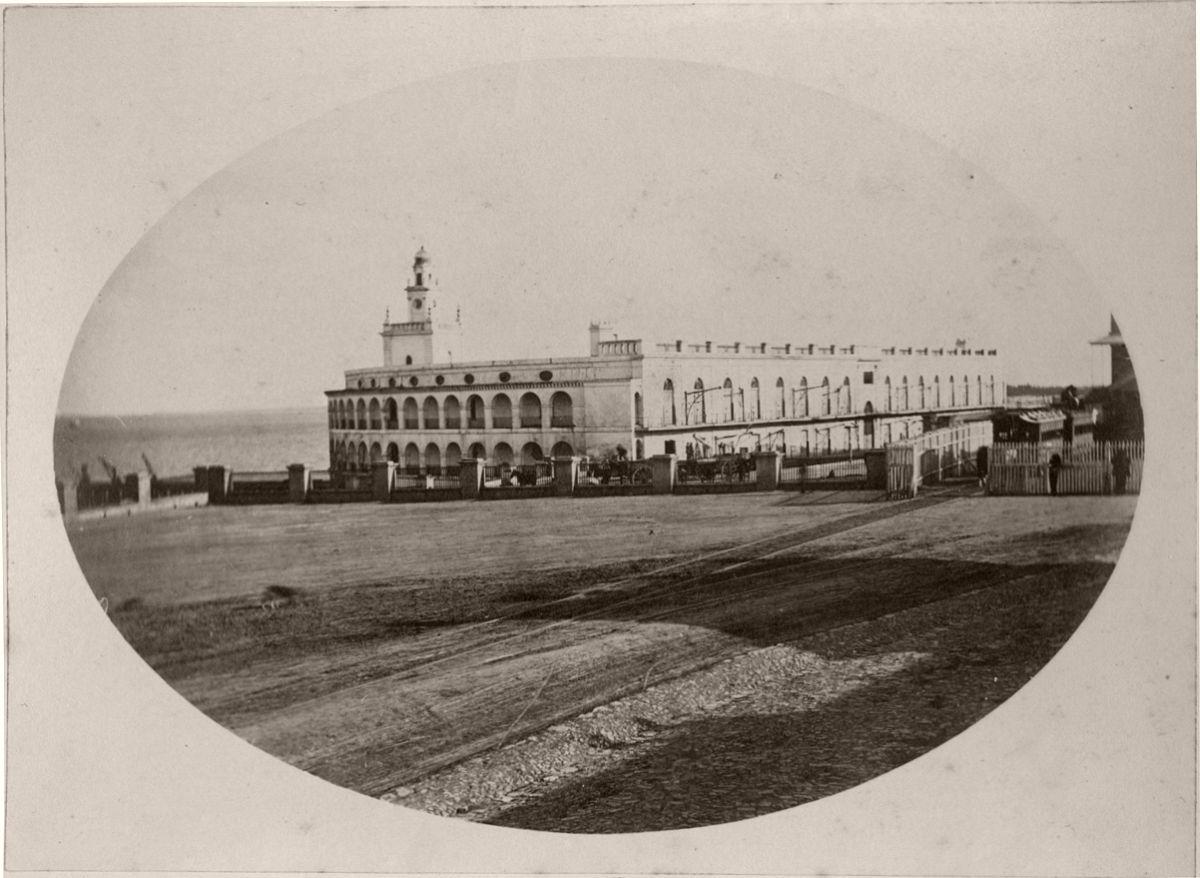 Aduana Nueva (1864)