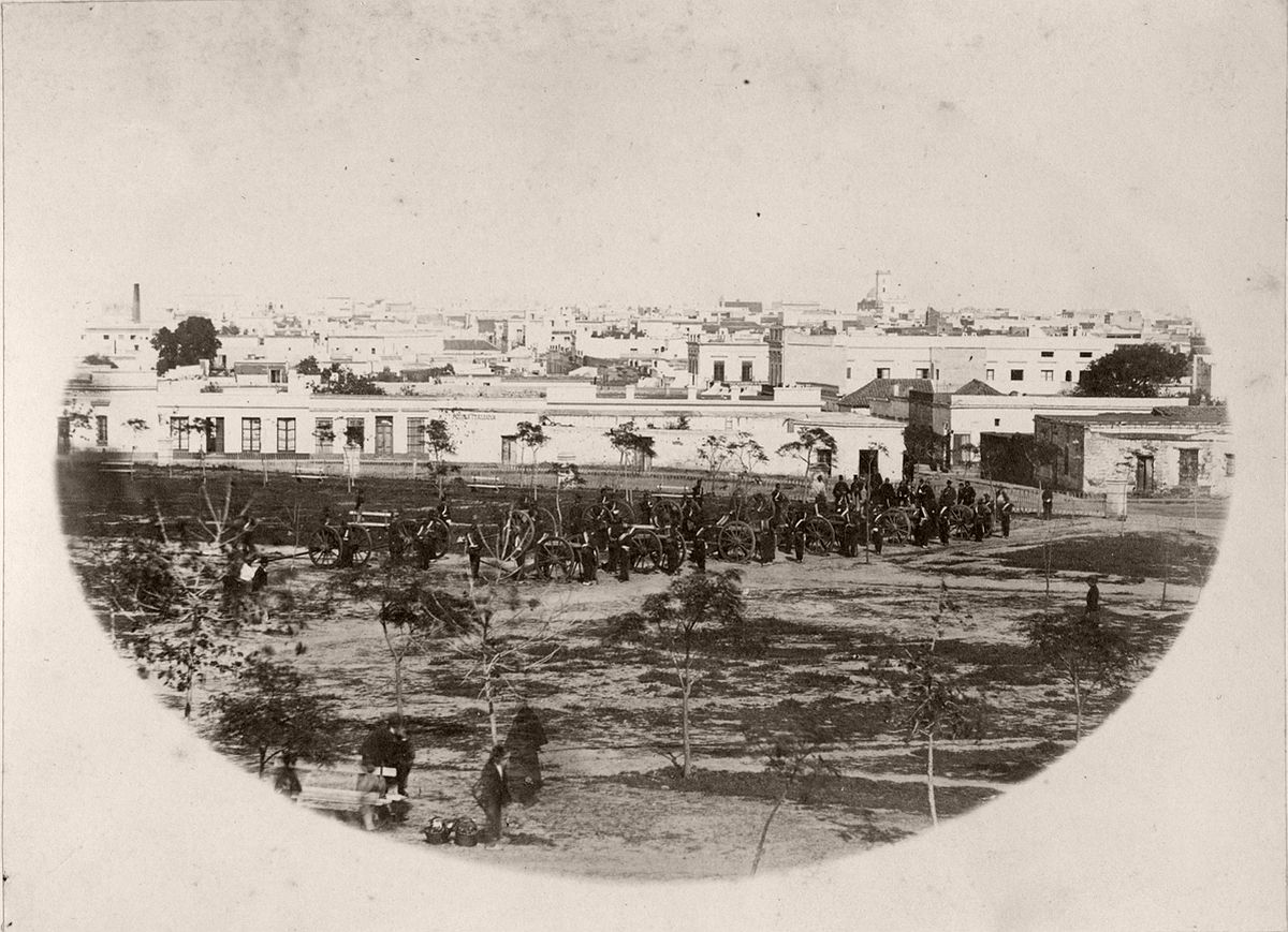 Paseo de Marte (Gonnet, 1864)
