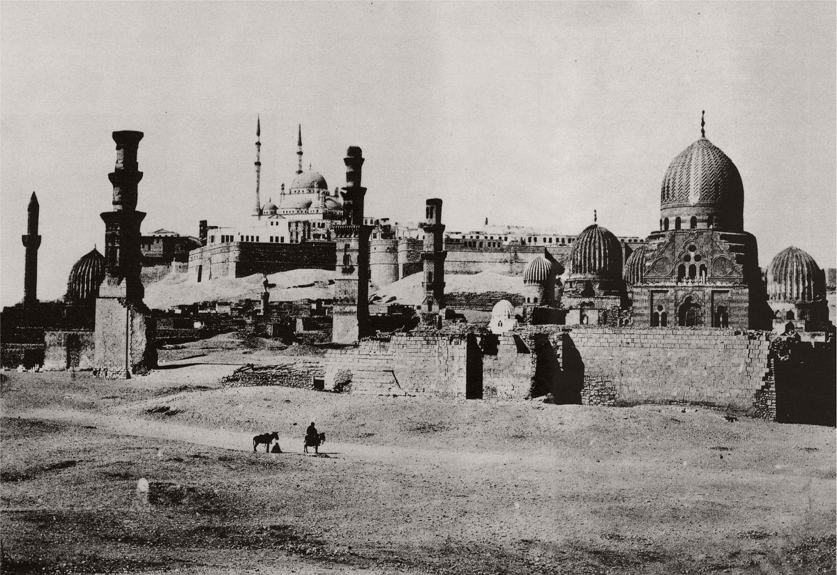 Cairo, 1856.
