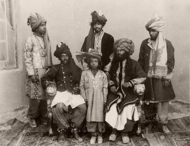Biography: 19th Century British India photographer Fred Bremner