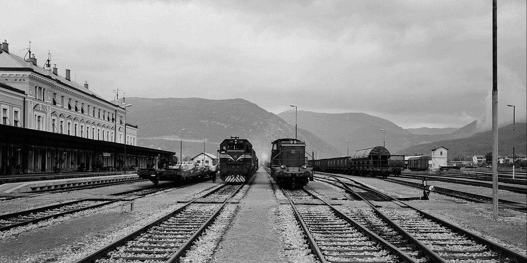 Gabriele Basilico  Nuova Gorica Station, Slovenia, 1993