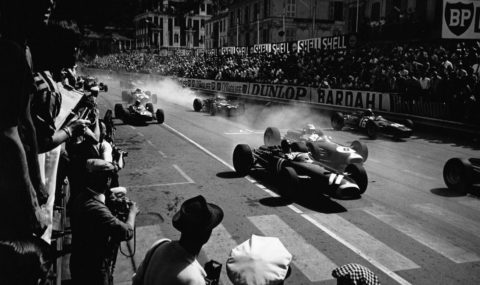 Biography: Pioneer Motorsports photographer Jesse Alexander